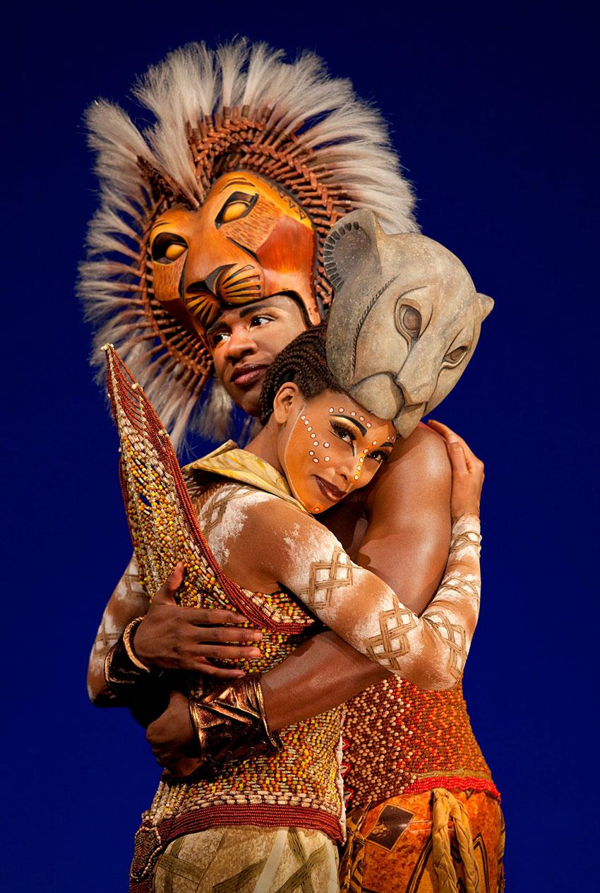 The Lion King Broadway Musical Original Ibdb