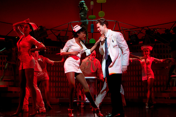 Catch Me If You Can Broadway Musical Original Ibdb