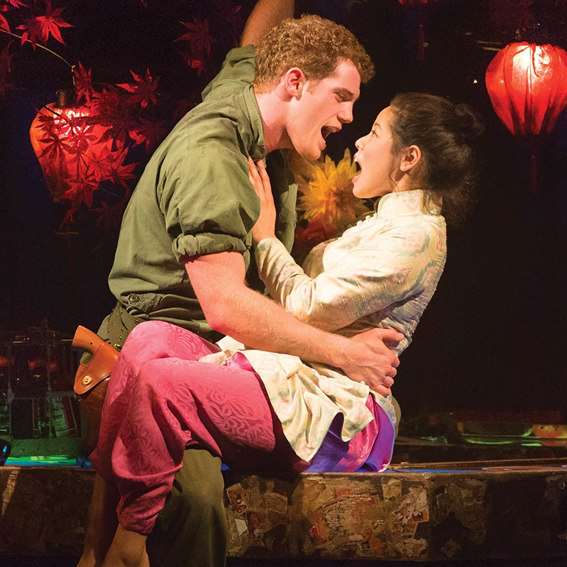 Miss Saigon – Broadway Musical – 2017 Revival | IBDB