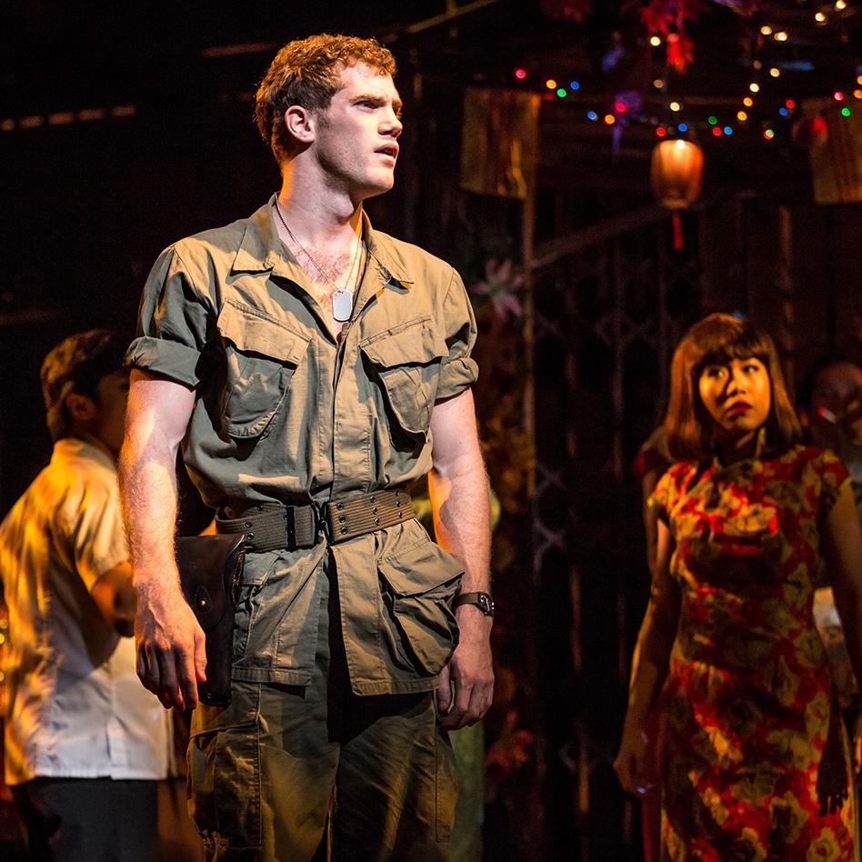 Miss Saigon Broadway Musical 2017 Revival Ibdb