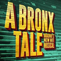 A Bronx Tale The Musical - A Bronx Tale The Musical 2016