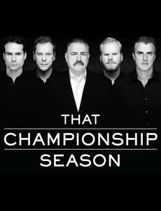 That Championship Season - That Championship Season 2011