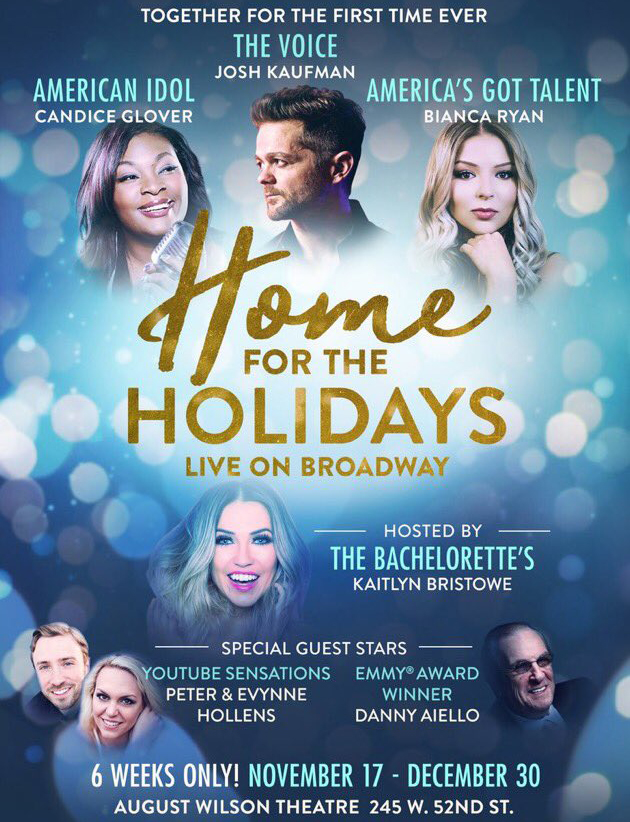 Home for the Holidays - Home for the Holidays 2017