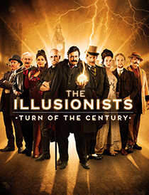 The Illusionists - Turn of the Century - The Illusionists - Turn of the Century