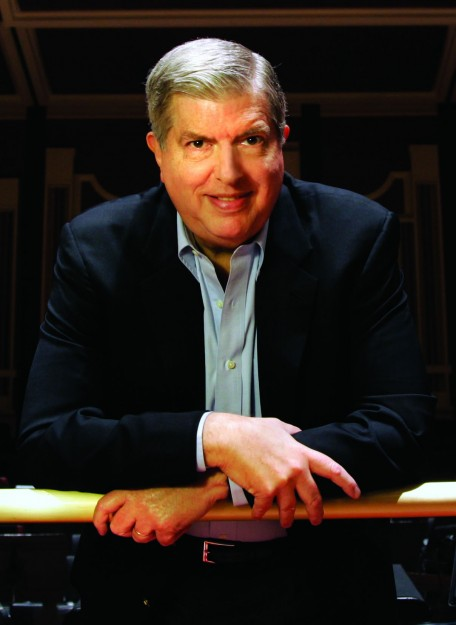 Marvin Hamlisch (photo courtesy of Marvin Hamlisch, Inc.)