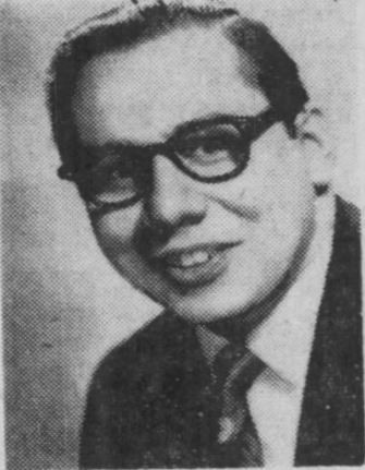 Gordon W. Pollock, as published in Theatre World