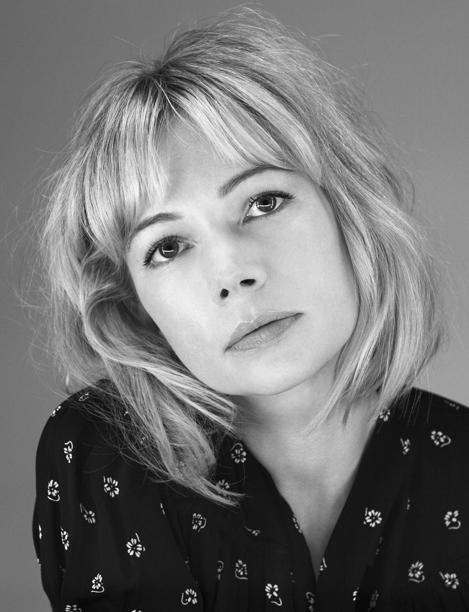 Michelle Williams (by Brigitte Lacombe)