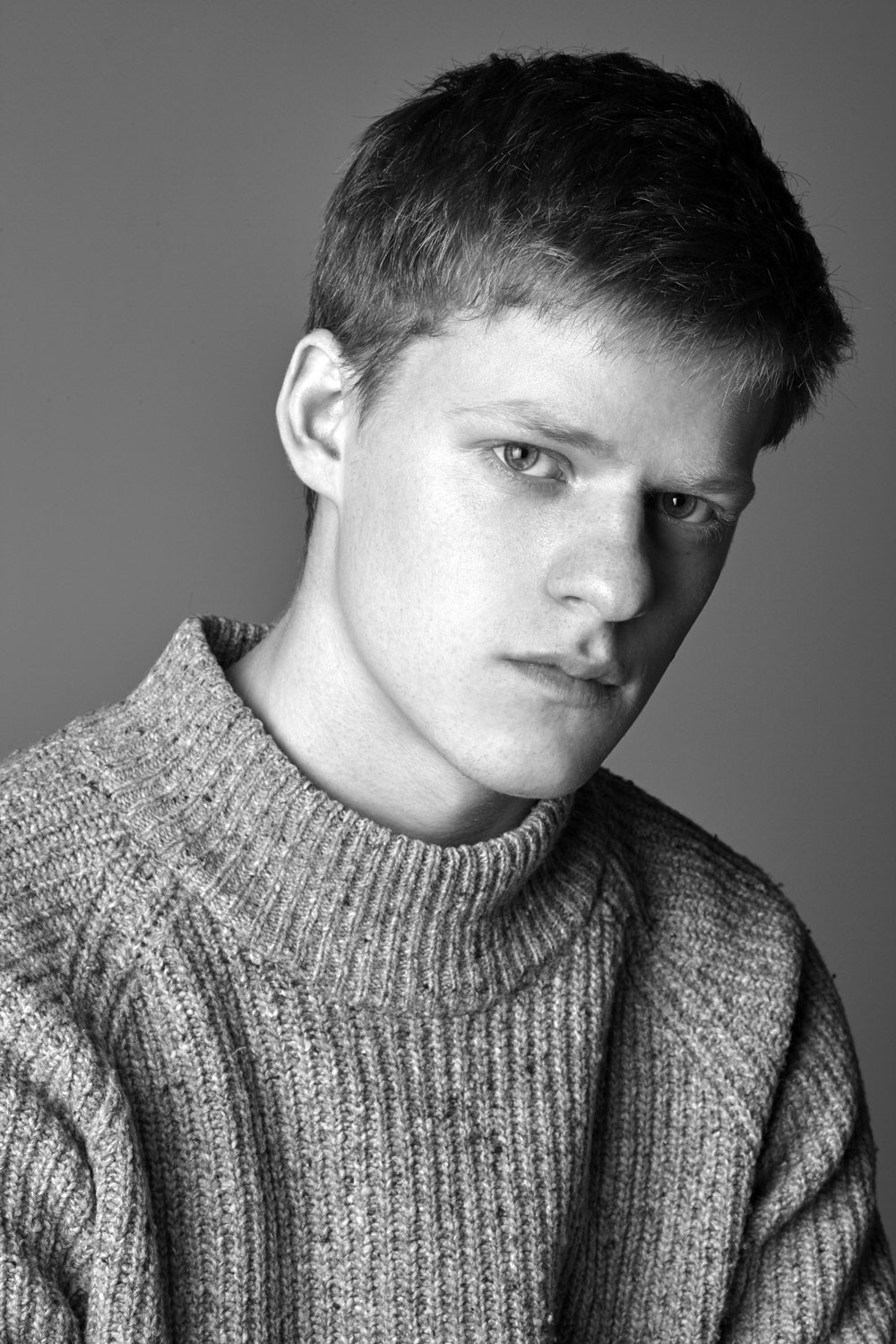 Lucas Hedges; Photo Credit: Albert Sanchez