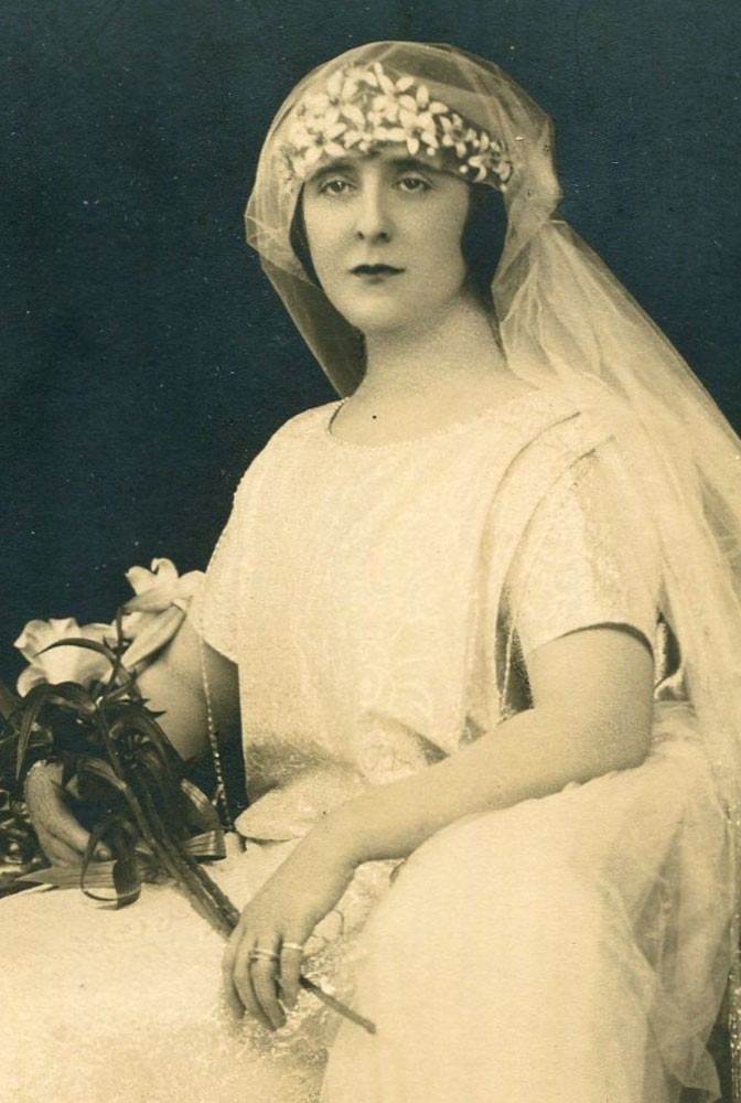 Marguerite May (courtesy of Charles Pascoe)
