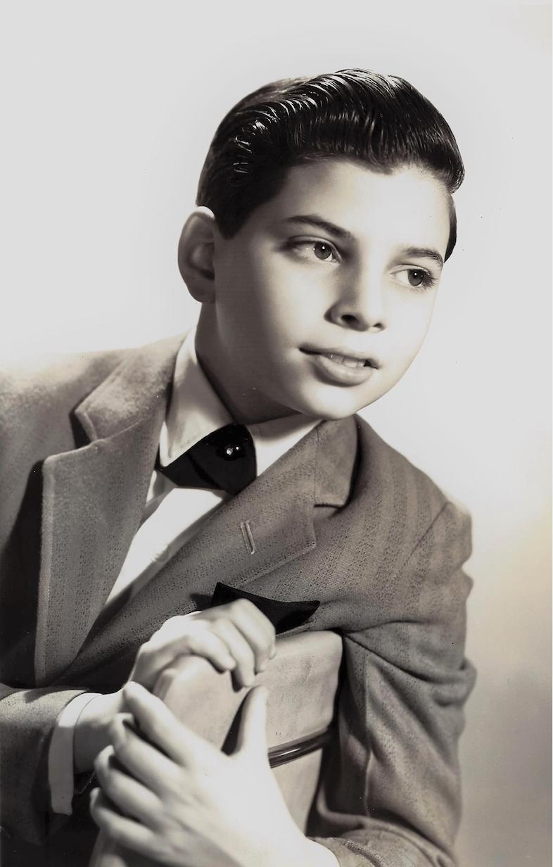 Billy Curtis, circa 1960; photo credit: Bruno of Hollywood