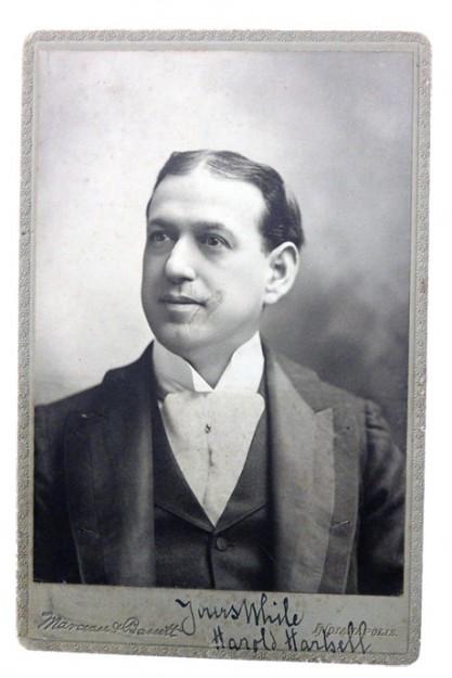 Harold Hartsell, May 1848