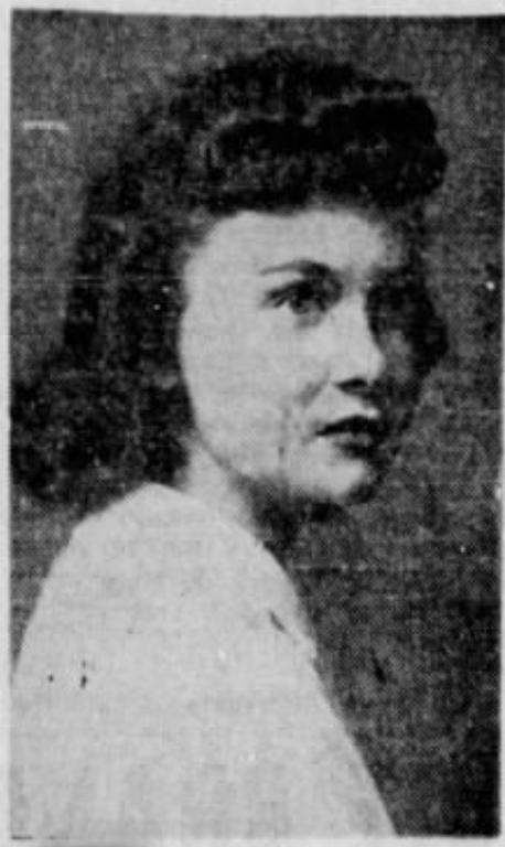 Dorothy Joliffe circa 1950