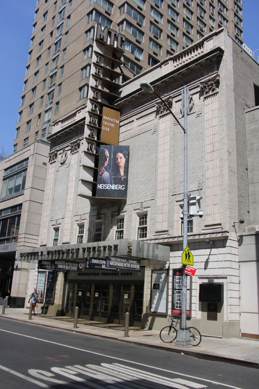 Samuel J. Friedman Theatre - Summer 2016
