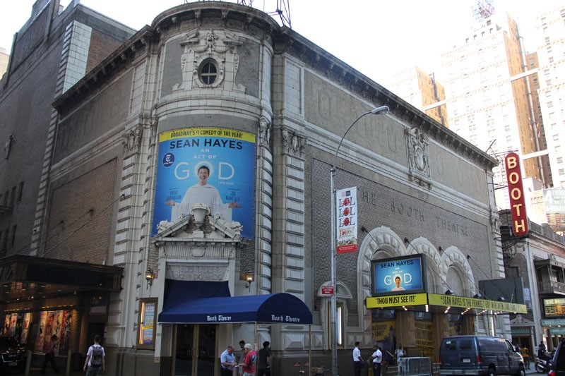Booth Theatre - Summer 2016