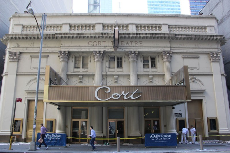 Cort Theatre - Summer 2016