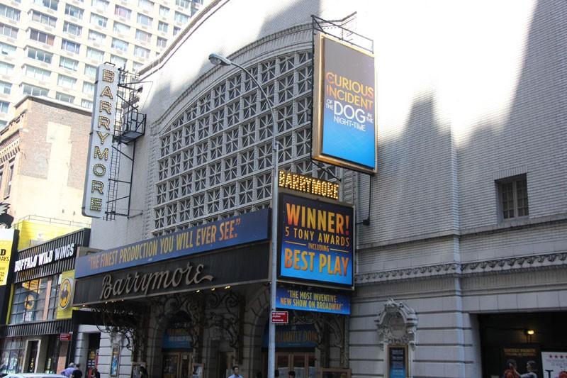 Ethel Barrymore Theatre - Summer 2016