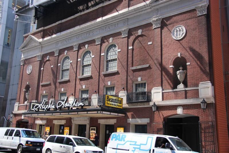 Stephen Sondheim Theatre New York Ny Ibdb