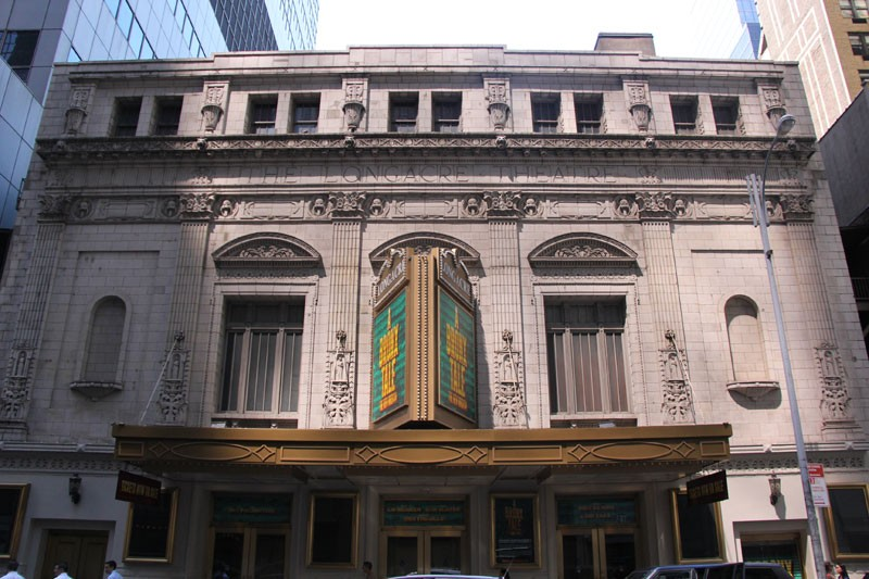 Longacre Theatre - Summer 2016