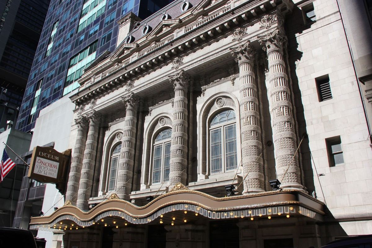 Lyceum Theatre - Spring 2017