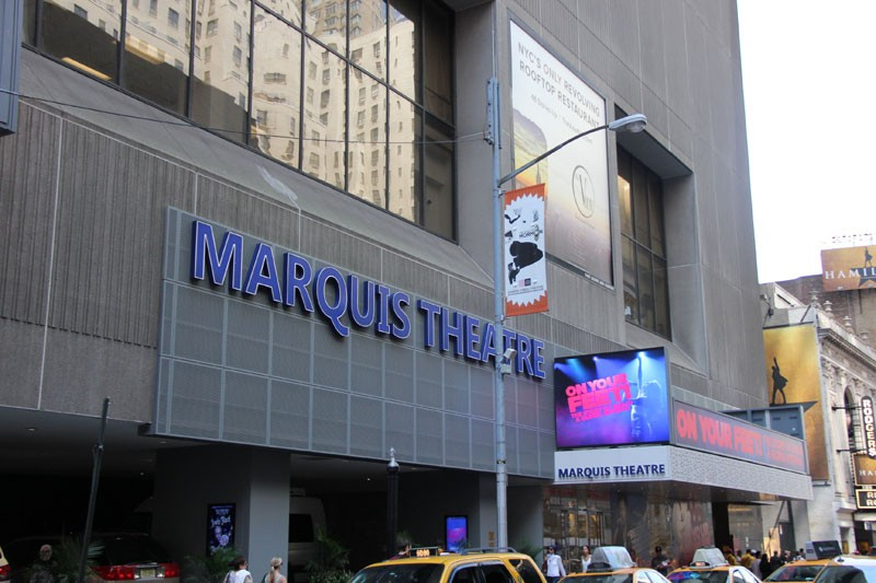 Marquis Theatre - Summer 2016