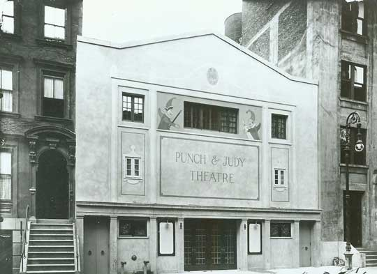 Embassy 49th Street Theatre - Bill Morrison collection, courtesy of the Shubert Archive.