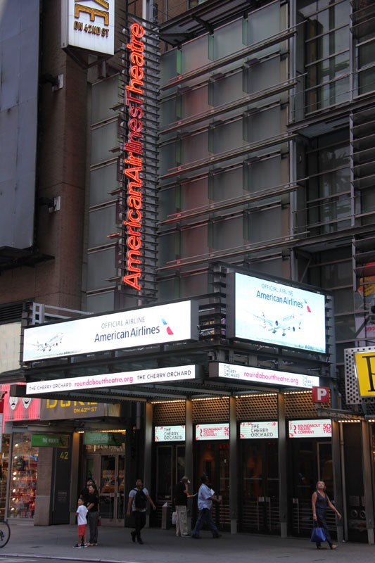 American Airlines Theatre - Summer 2016