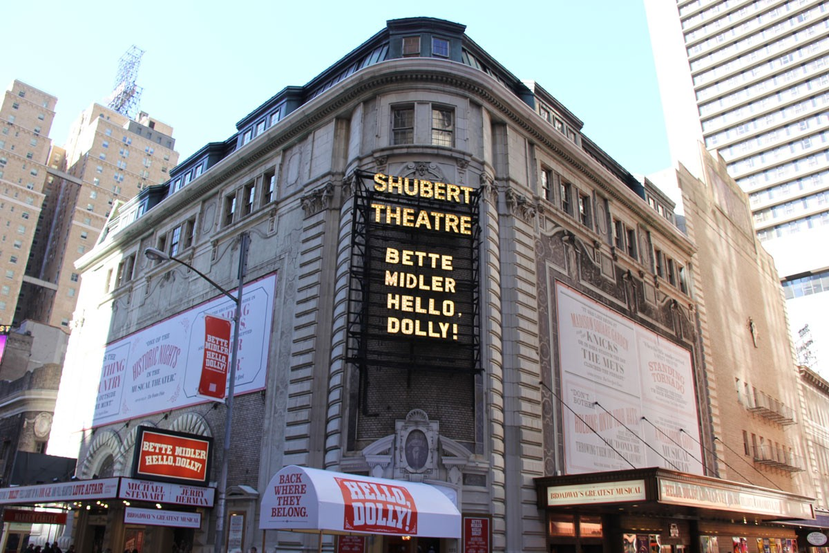 Shubert Theatre - Spring 2017