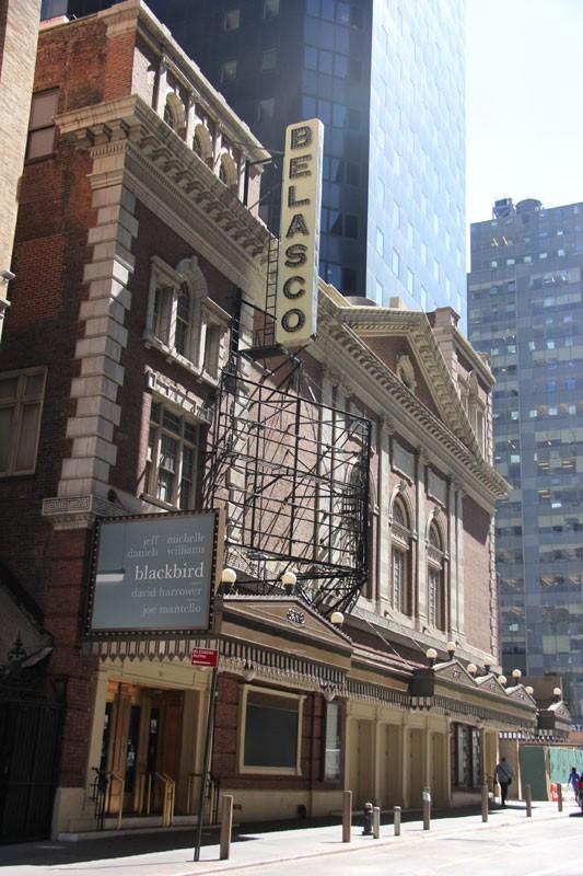 Belasco Theatre - Summer 2016