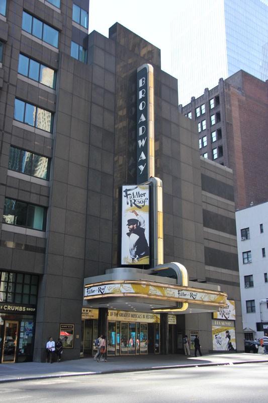 Broadway Theatre - Summer 2016